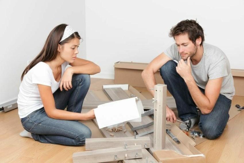 Сборка мебели в Калининграде и области